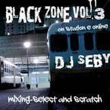 DJ SEBY - BLACKZONE VOL.3