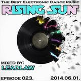 LEADLAW - Rising Sun 023. 2014.06.01.