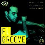 EL GROOVE Radio Show 020 - A. Gavidia