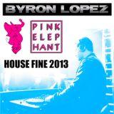 SET MIX BYRON LOPEZ HOUSE FINE 2013