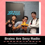 Brains Are Sexy S5 E8: Student Athletes and Mental Health