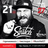 DJ Snitch @ MusicHall27 (Ufa) 21.05.2016