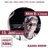 Absolut Soul Show /// 13.06.18 on SOULPOWERfm