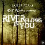 Jasper forks  -  River Flows In You (DJ Hahn Remix