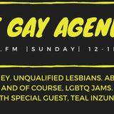 The Gay Agenda talks money!
