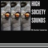 High Society Sounds Volume 5 ReeferHop JazzPunk Mixtape DJ Junior Lazarou