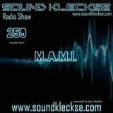 Sound Kleckse Radio Show 0259 - m.a.m.i.