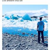 Live ambient vinyl set