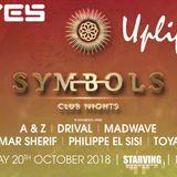 Twinwaves pres. UplifTrance 257 (Special Symbols Party) (17-10-2018)