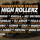 PROMO: Jon - High Rollerz - Transylvania Downhill 2k17 SoundSystem Session