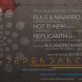REPLICANTH / Radio Ozora / Independance #39 México