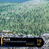 FLUX 19 // Ampupäät