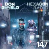 Don Diablo : Hexagon Radio Episode 147