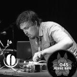 The Slowcast Vol. 045 - Jesse Bru | Bass Coast Artist Spotlight