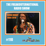 The FreakOuternational Radio Show #110 13/04/2018