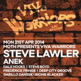 Viva Warriors Warmup - Easter Monday 2014 - Belfast - T13