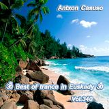 ૐ Best of trance in Euskady ૐ Vol.340