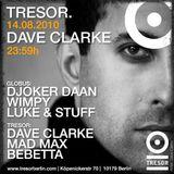Wimpy @ Klubnacht Dave Clarke Spezial - Tresor Berlin - 14.08.2010