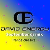 September dj mix 2019 (trance classics)