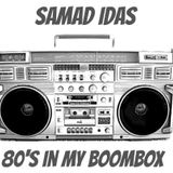 80s In My Boombox, Juicy & Groovy Tunes From The 80s