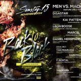 Disastar @ Back To Black (7er Mannheim 15.11.14)