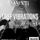 maheti deep vibrations  b2b set mit daniel detzel und TiMOH
