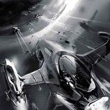 Jay Synflood - space ish #1  11/2009