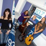 Russell Hill's Country Music Show on Express FM feat Wood, Wire & Words + Penny Jayne Black 01/10/17