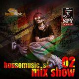Housemusic.sk Mix Show 02 by Wychitawacs (09/2013)