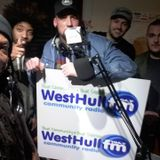 Full Flava Connection Show West Hull FM DJ Redlocz Urban Takeover with guests Daniel Rythm and Team
