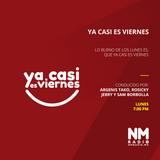 """Ya Casi Es Vieres """"Hijos únicos v. hijos no únicos"""" 15 Enero 2018"""
