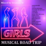 MUSICAL ROAD TRIP (Toto,Simply Red,Lou Reed,Daryl Hall,John Oates,The Spinners,Michael Mc Donald,..)