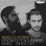 Tadeo & Hoser - 13 Novembre 2015