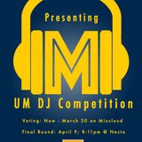 DJ Andre - Mix for UM Top DJ Competition