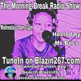 The morning Break Radio Show 1 3 18