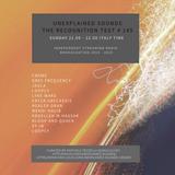 Unexplained Sounds - The Recognition Test # 145