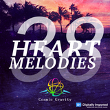 Cosmic Gravity - Heart Melodies 038 (March 2017)