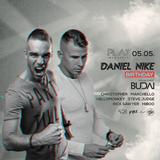 Rick Sawyer b2b Daniel Nike & HiBoo- Nike Birthday @ live Club Play (2018.05.05)