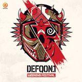 Stephanie @ Defqon.1 Festival 2017