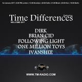 Dirk - Host Mix - Time Differences 243 (1st January 2017) on TM-Radio