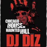 DJ DIZ ( Chicago ) Mix for Mercury Oct  2017