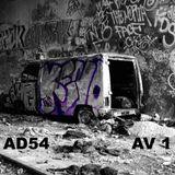 AV1 Mix - AD54 - Prog Psy Trance Mix May 2015
