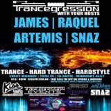 Snaz on Trancegression 359 Kiss FM Dance Music Australia 24/11/14