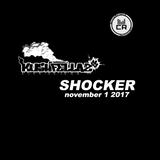 Shocker @ CTRL ROOM with Kushfellaz Takeover - Nov 2017