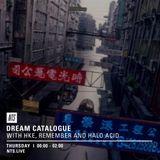 Dream Catalogue - 25th January 2017