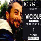 Jorge N // VICIOUSRADIOMURCIA // EPISODIO 002