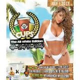 CUPS JULY 1 ALL WHITE POOL PARTY (PROMO MIXTAPE)