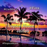 Mini car mix (Tropical house edition ep.1) #djFinx