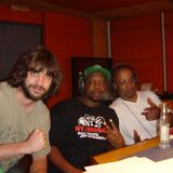 #Fromthearchive Jeru the Damaja, Sadat X & Robert Strauss 24_05_2008 Pt. 1