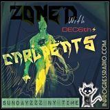 ZONED-ONE DEC6TH W/ (((CaRlBeAtS))) INPROGRESSRADIO.COM SUNDAYZZZ :)